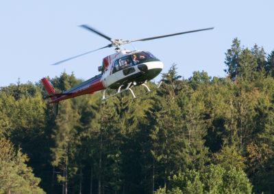Hubschrauberflug 6