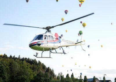 Hubschrauberflug 9