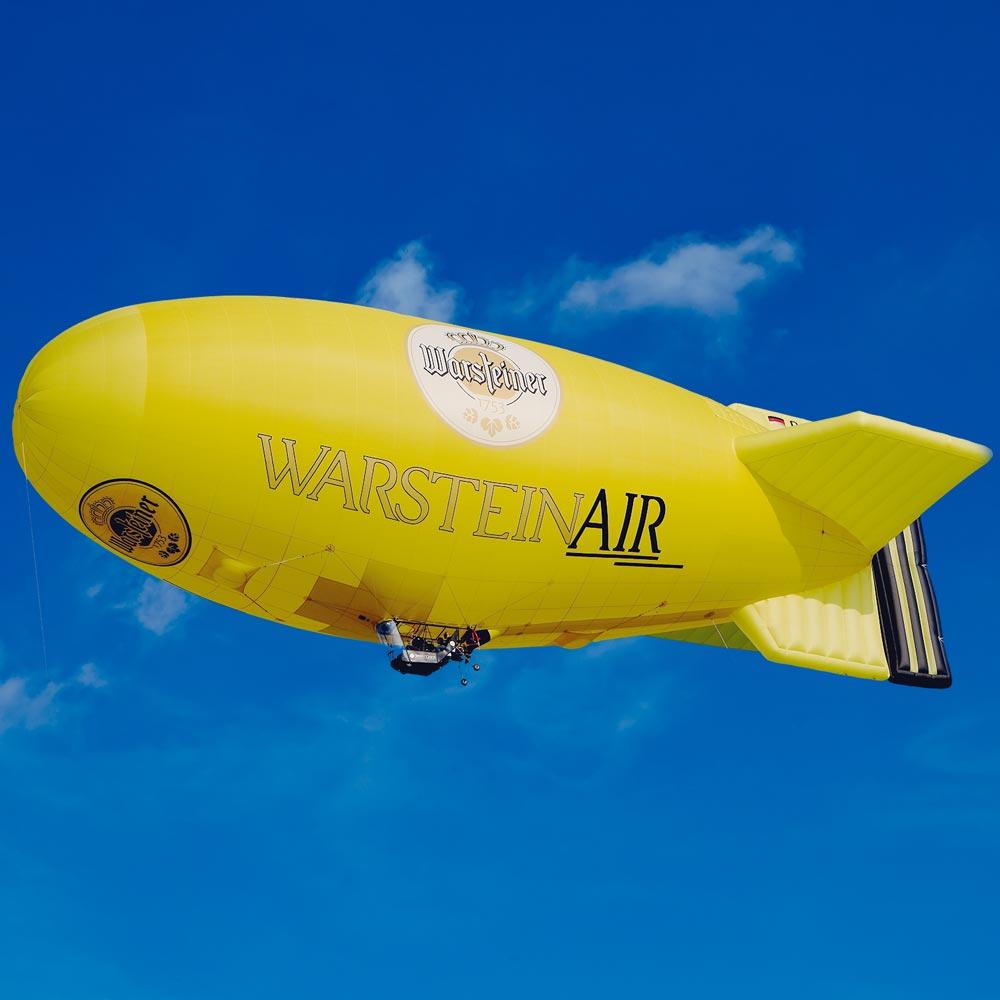 Luftschiff Warsteiner