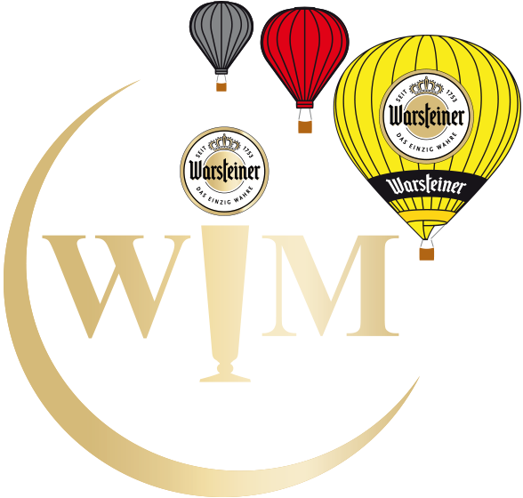 Logo Warsteiner Internationale Montgolfiade