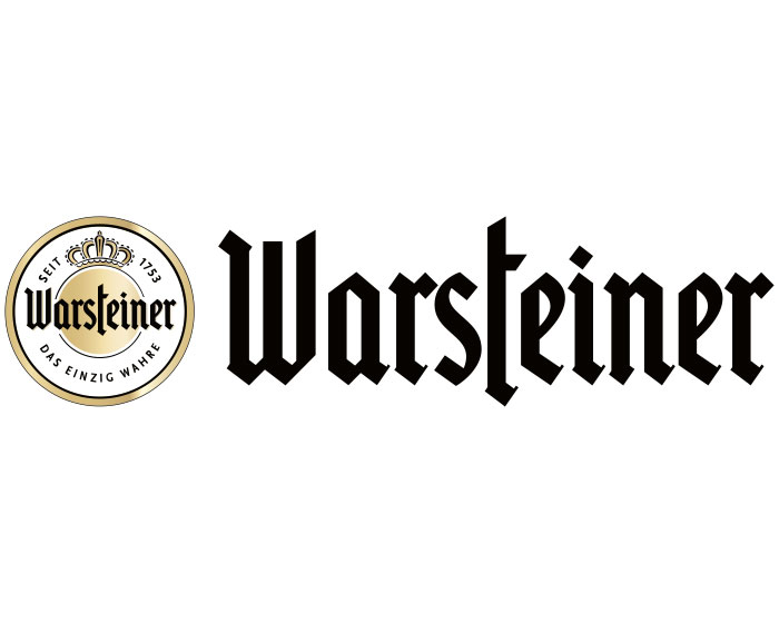 Hauptsponsor Warsteiner