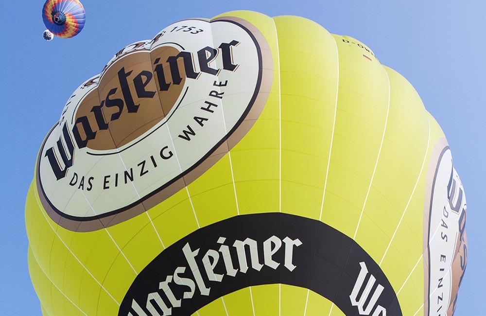Warsteiner Balloon Challenge