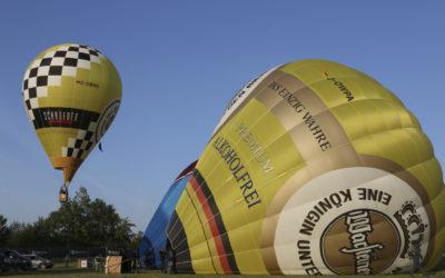 Sportliches Finale der Warsteiner Balloon Challenge