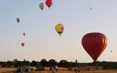 Warsteiner Balloon Challenge erfolgreich gestartet
