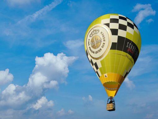 Warsteiner Balloon Challenge freut sich auf Welt- und Europameister