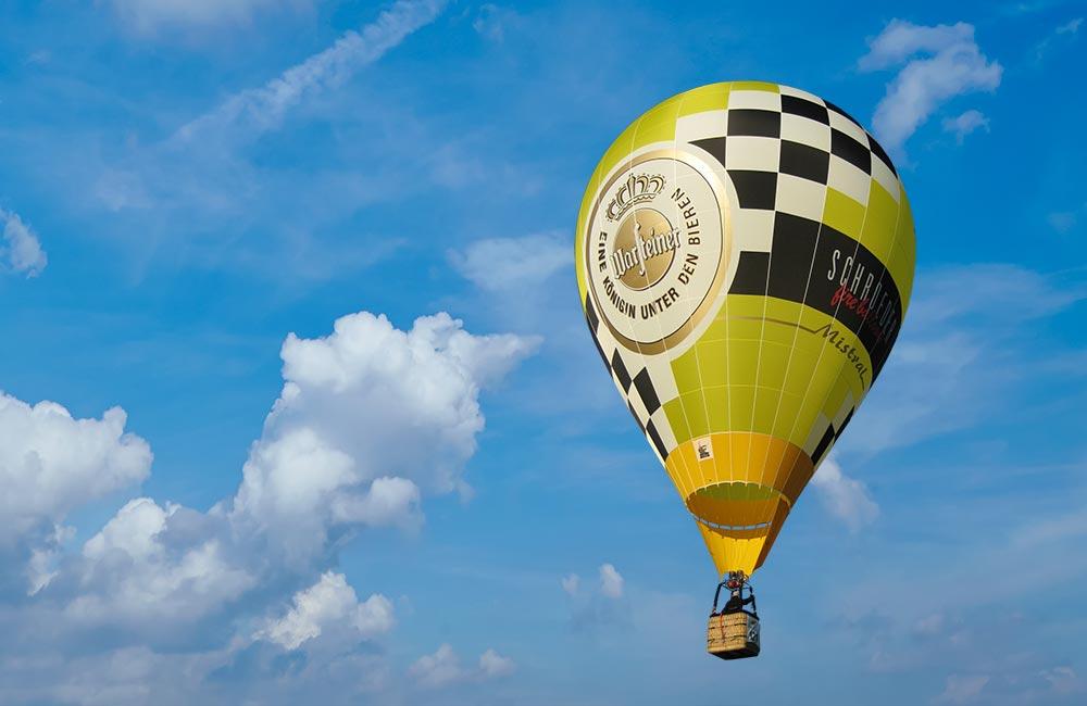Warsteiner Balloon Challenge Europa- und Weltmeister